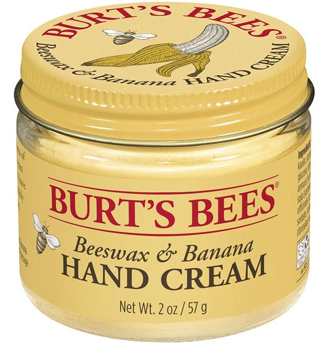Burt's Bees Beeswax & Banana Hand Cream