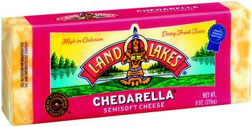 Land O'Lakes® Chedarella® Cheese 8 Oz Chunk