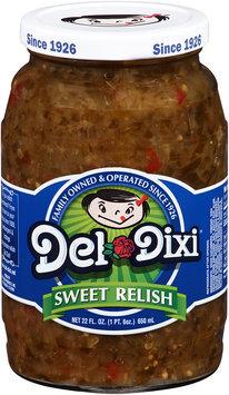 Del Dixi® Sweet Relish 22 fl. oz. Jar