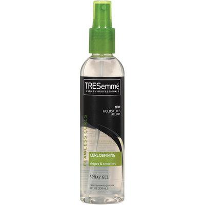 TRESemmé Flawless Curls Curl Defining Spray Gel Spray Bottle