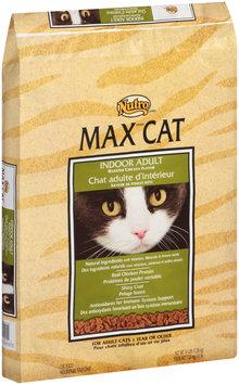 Nutro® Max™ Cat Indoor Adult Roasted Chicken Flavor Cat Food 16 lb. Bag