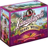 Leinenkugel's Berry Weiss 12 oz. Bier 12 Pk Cans