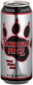 Tasmanian Force Tasmanian Force Fierce Energy Drink W/ L Carnitine, Taurine, Ginseng, & B Vitamins Energy Drink