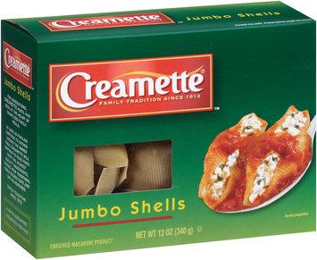 Creamette® Jumbo Shells 12 oz. Box