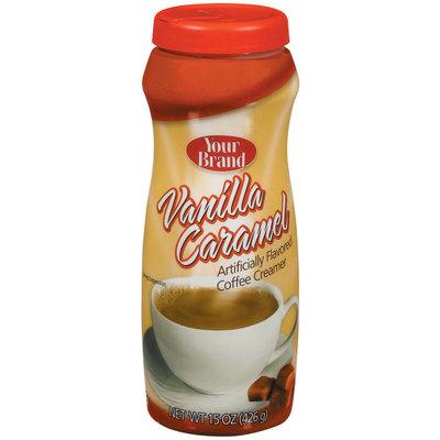 Your Brand Vanilla Caramel Coffee Creamer