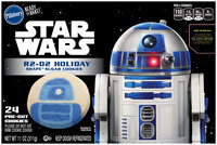 Pillsbury Ready to Bake!™ R2-D2 Holiday Shape™ Sugar Cookies 24 ct Box