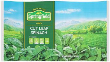 Springfield® Cut Leaf Spinach 16 oz. Bag