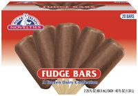 Polar Treats Fudge Bars Ice Cream Bar 20 Pk