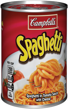 Campbell's® Spaghetti 14.2 oz. Can