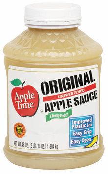Apple Time Unsweetened Apple Sauce