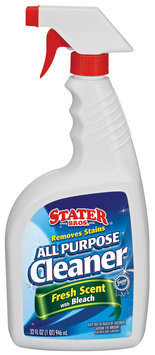 Stater Bros. Fresh Scent W/Bleach All Purpose Cleaner 32 Fl Oz Trigger Spray
