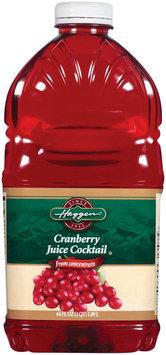 Haggen   Cranberry Juice Cocktail 64 Fl Oz Plastic Bottle