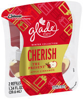 Glade® PlugIns® Cherish The Present™ Scented Oil Refill Air Fragrance 2 ct Bottles