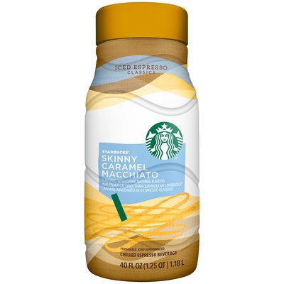 Starbucks® Skinny Caramel Macchiato Chilled Espresso Beverage 40 fl. oz. Bottle