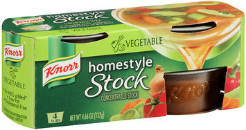 Knorr® Homestyle Vegetable Stock 4 ct Box