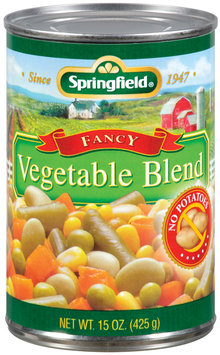 Springfield® Fancy Vegetable Blend No Potatoes 15 ox Can