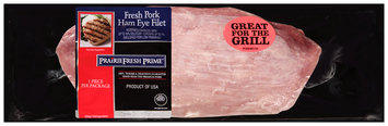 Praire Fresh Prime® Fresh Ham Eye Pork Filet Package