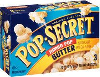 Pop-Secret® Jumbo Pop® Butter Popcorn