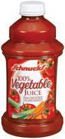 Schnucks 100% Vegetable from Concentrate W/Added Ingredients Juice 46 Oz Plastic Bottle