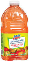 Special Value Kiwi Strawberry Delight Beverage 64 Oz Plastic Bottle