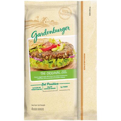 Gardenburger® The Original Veggie Burgers 4 ct Bag
