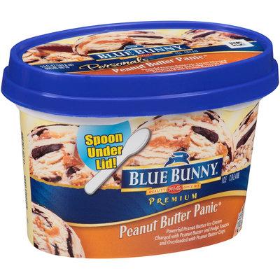 Blue Bunny® Peanut Butter Panic® Premium Ice Cream 5.5 fl. oz. Cup