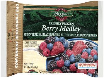 Haggen®,Freshly Frozen Berry Medley, 1lb