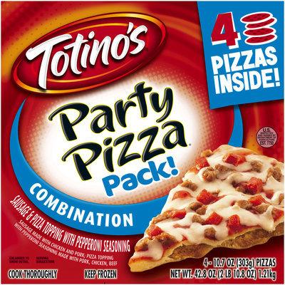 Totino's® Combination Party Pizza®