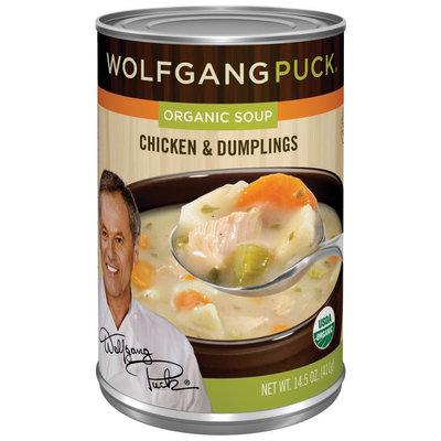 Wolfgang Puck Chicken & Dumplings Organic Soup 14.5 Oz Can