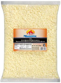 Alto® Diced Low Moisture Mozzarella/Provolone & White Cheddar Cheese Blend 5 Lb Bag