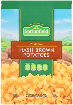 Springfield® Hash Brown Potatoes 32 oz. Bag