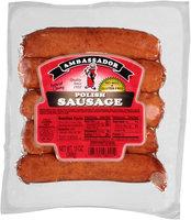 Ambassador® Natural Casing Polish Sausage 5 ct Pack
