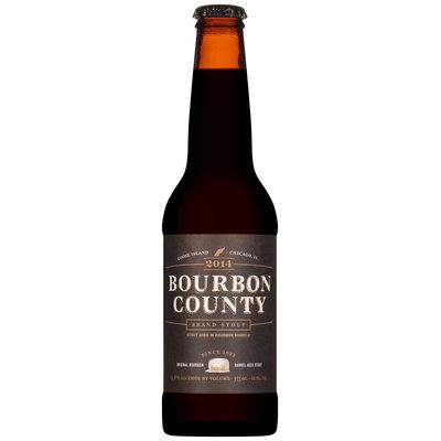 Goose Island Bourbon County Stout 12 fl. oz. Bottle