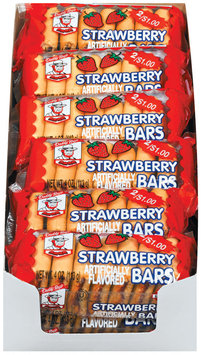 Daddy Ray's 2/$1.00 4 Oz Strawberry Fig Bars 12 Pk Tray