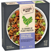 Beyond Meat® Vegetarian Korean BBQ with Beyond Chicken® 9.3 oz. Box