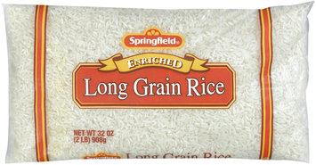 Springfield Enriched Long Grain Rice