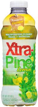 Xtra-Pine® Lemon Multipurpose Cleaner 56 fl oz. Plastic Bottle