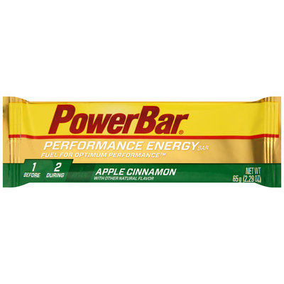 PowerBar Performance Energy Bar Apple Cinnamon