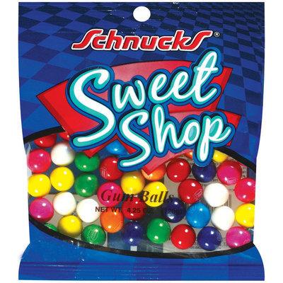 Schnucks Sweet Shop Gum Balls 4.25 Oz Peg