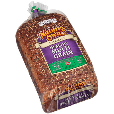Nature's Own® Specialty Healthy Multi Grain Bread 24 oz. Bag