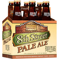 8th Street® Pale Ale 6-12 fl. oz. Glass Bottles