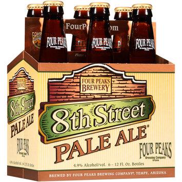 8th Street® Pale Ale 6-12 fl. oz. Glass Bottles