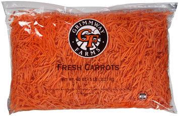 Grimmway Farms® Fresh-Cut Shredded Matchstick Carrots 2-5 lb. Bags