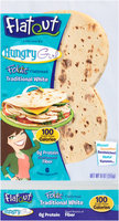 Flatout® Foldit® Hungry Girl Flatbread Traditional White  9 oz. Package