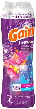 Fireworks Gain Fireworks Scent Duets Laundry Scent Booster Beads, Wildflower and Waterfall, 13.2 Oz