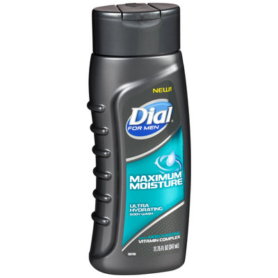 Dial® for Men Maximum Moisture Ultra Hydrating Body Wash