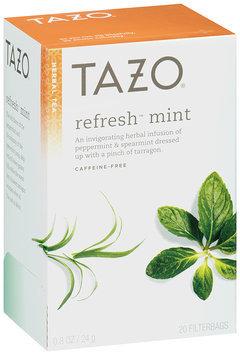 Tazo® Refresh™ Mint Herbal Tea 20 ct. Box