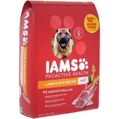 Iams™ Proactive Health™ Lamb & Rice Recipe Adult 1+ Years Super Premium Dog Food