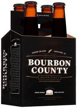 Goose Island Bourbon County Stout 4-12 fl. oz. Bottles