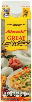 Schnucks® Great Egg-Spectations® Real Egg Product 32 oz.